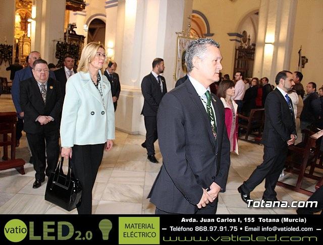 Pregón de la Semana Santa de Totana 2018 a cargo de Juan Francisco Otálora - 26
