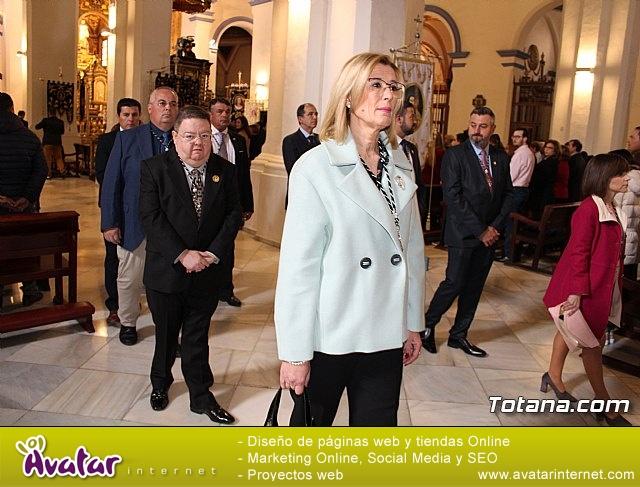 Pregón de la Semana Santa de Totana 2018 a cargo de Juan Francisco Otálora - 27