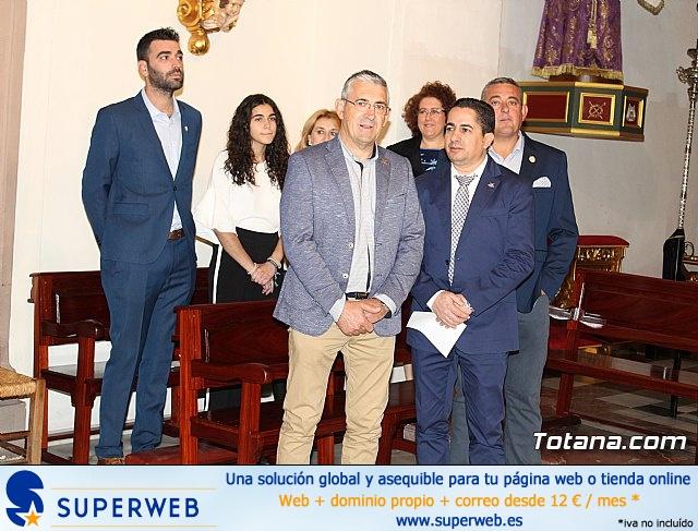 Pregón de la Semana Santa de Totana 2018 a cargo de Juan Francisco Otálora - 32