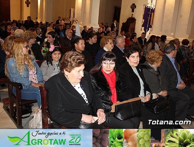 Pregón Semana Santa de Totana 2019 - 21
