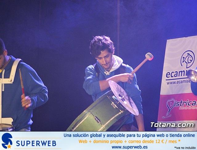 Gala-pregón Carnaval Totana 2020 - 21