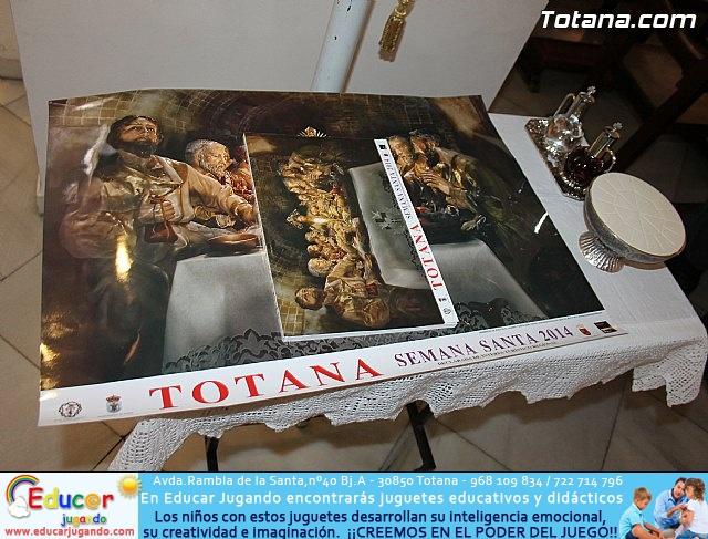 Pregón Semana Santa Totana 2014 - 2