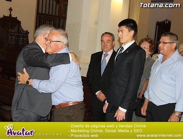 Pregón Semana Santa Totana 2014 - 201
