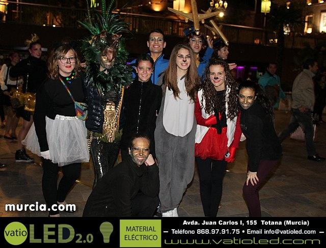 Entrega de premios. Carnavales de Totana 2015 - 1