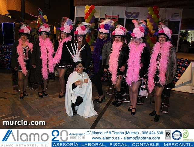 Entrega de premios. Carnavales de Totana 2015 - 8