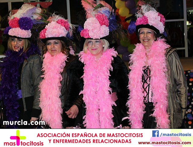 Entrega de premios. Carnavales de Totana 2015 - 10