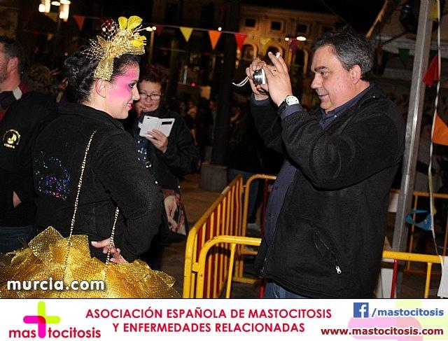 Entrega de premios. Carnavales de Totana 2015 - 14