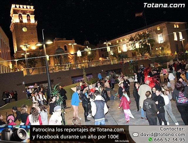 Entrega de premios. Carnavales de Totana 2015 - 16