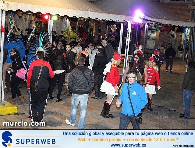 Entrega de premios. Carnavales de Totana 2015 - 18