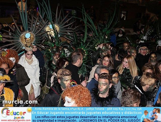 Entrega de premios. Carnavales de Totana 2015 - 20