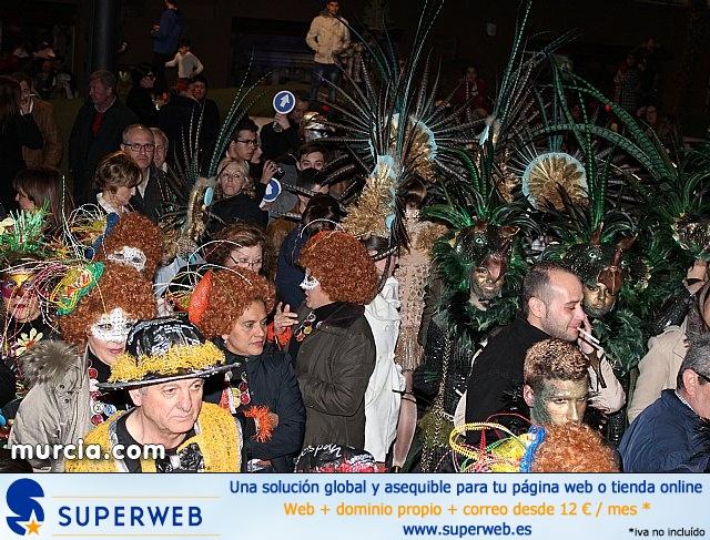 Entrega de premios. Carnavales de Totana 2015 - 21