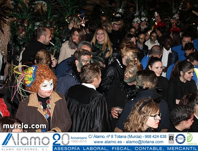Entrega de premios. Carnavales de Totana 2015 - 22