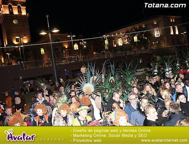 Entrega de premios. Carnavales de Totana 2015 - 23