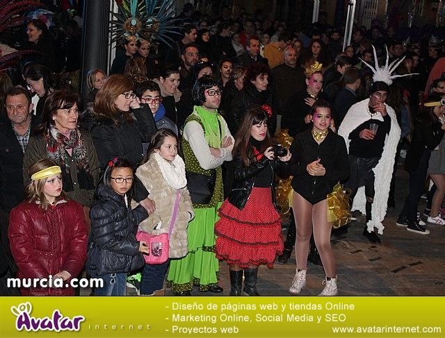 Entrega de premios. Carnavales de Totana 2015 - 26