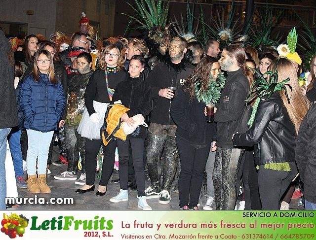 Entrega de premios. Carnavales de Totana 2015 - 29
