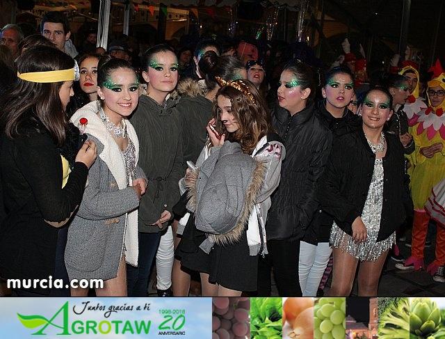 Entrega de premios. Carnavales de Totana 2015 - 31