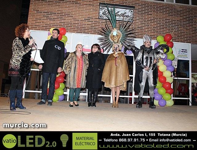 Entrega de premios. Carnavales de Totana 2015 - 35