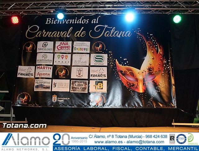 Premios Carnaval de Totana 2016 - 1