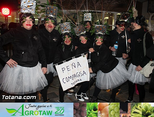 Premios Carnaval de Totana 2016 - 2
