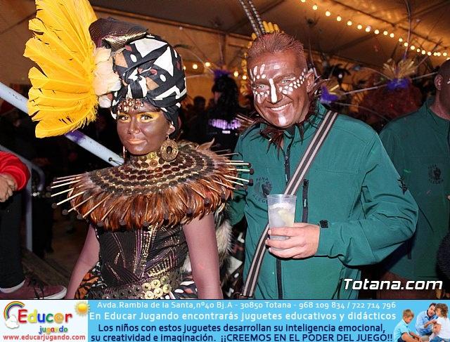 Entrega premios Carnaval Totana 2017 - 2