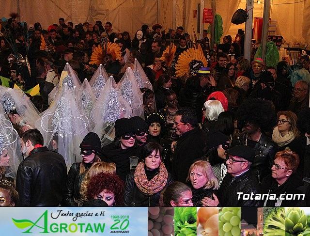 Entrega premios Carnaval Totana 2017 - 16