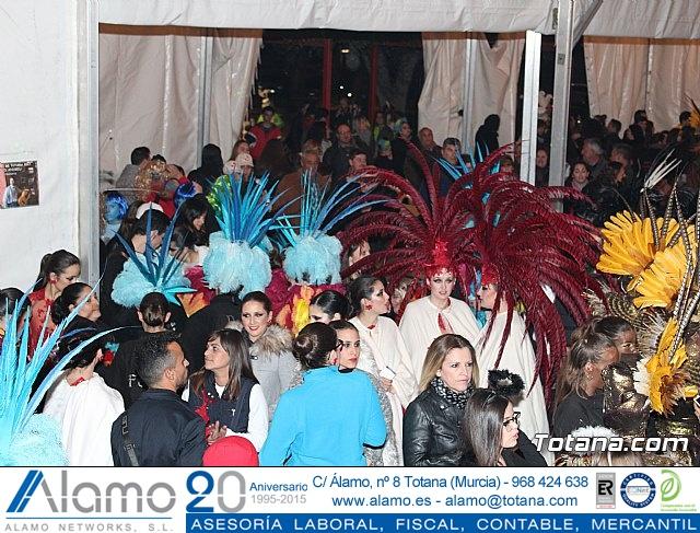 Entrega premios Carnaval Totana 2017 - 18
