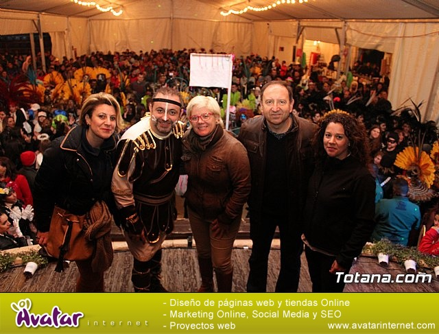 Entrega premios Carnaval Totana 2017 - 30