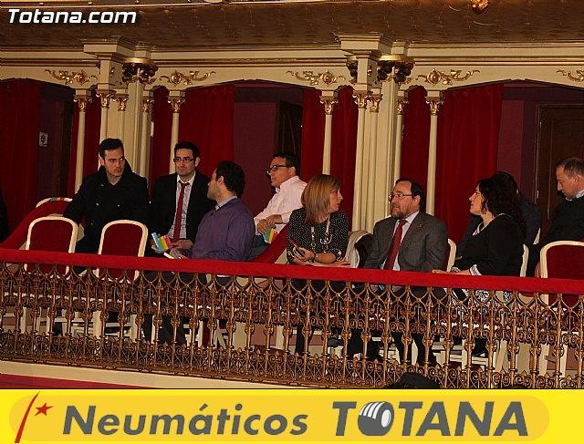 La Semana Santa de Totana ganó el premio a la mejor web asociativa en los V Premios Web organizados por La Verdad - 24