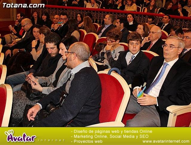 La Semana Santa de Totana ganó el premio a la mejor web asociativa en los V Premios Web organizados por La Verdad - 27