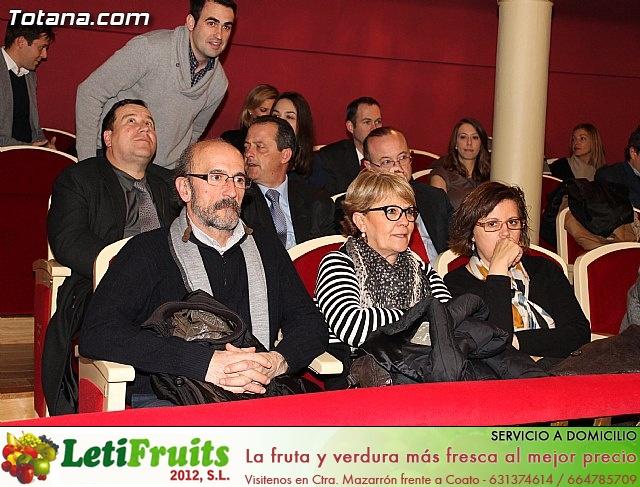 La Semana Santa de Totana ganó el premio a la mejor web asociativa en los V Premios Web organizados por La Verdad - 35