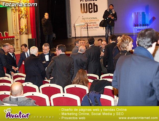 La Semana Santa de Totana ganó el premio a la mejor web asociativa en los V Premios Web organizados por La Verdad - 48