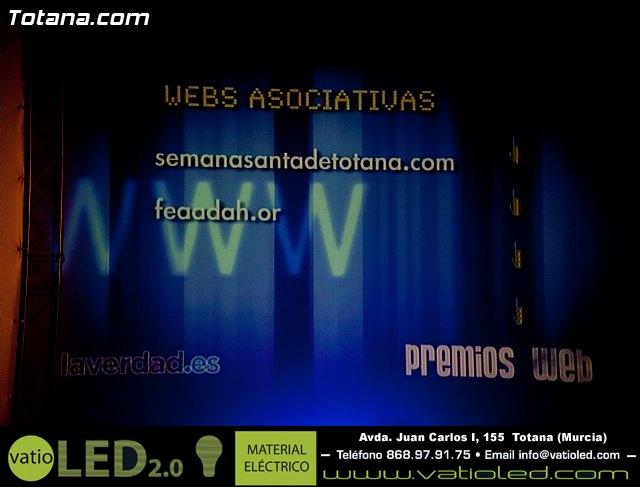 La Semana Santa de Totana ganó el premio a la mejor web asociativa en los V Premios Web organizados por La Verdad - 66
