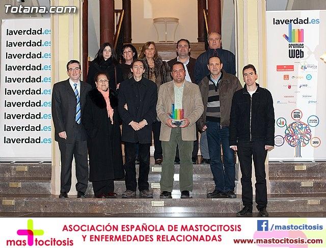 La Semana Santa de Totana ganó el premio a la mejor web asociativa en los V Premios Web organizados por La Verdad - 117