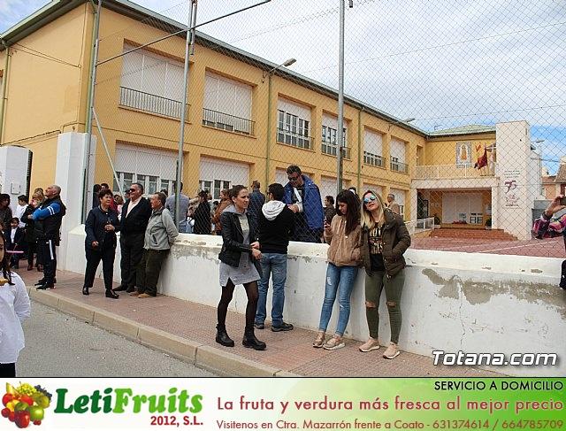 Procesión infantil Semana Santa 2018 - Colegio Santa Eulalia - 1