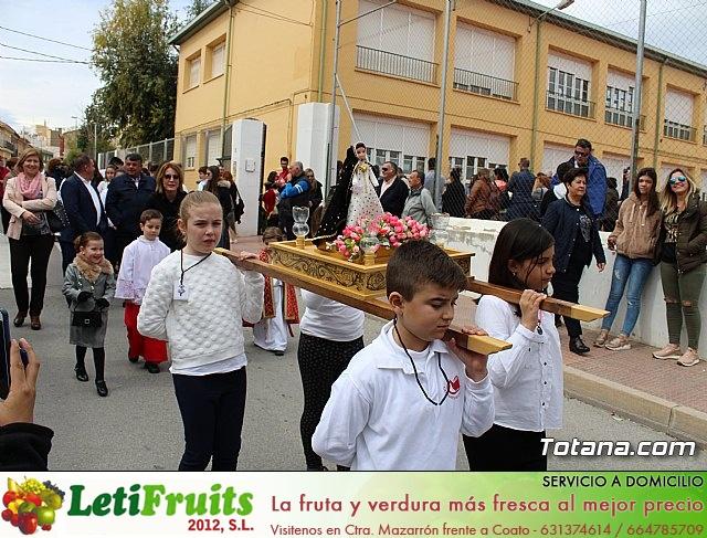 Procesión infantil Semana Santa 2018 - Colegio Santa Eulalia - 2
