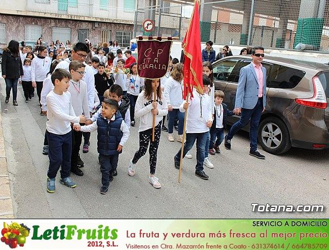 Procesión infantil Semana Santa 2018 - Colegio Santa Eulalia - 3