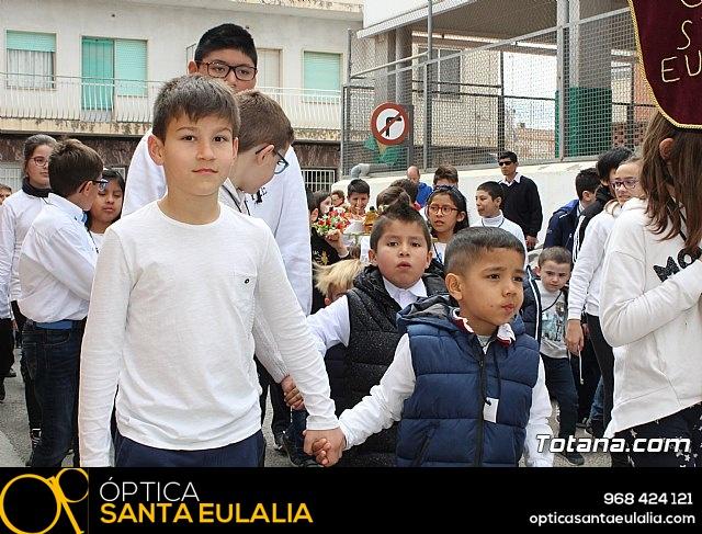 Procesión infantil Semana Santa 2018 - Colegio Santa Eulalia - 4