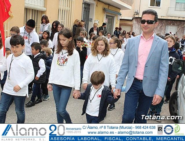 Procesión infantil Semana Santa 2018 - Colegio Santa Eulalia - 5