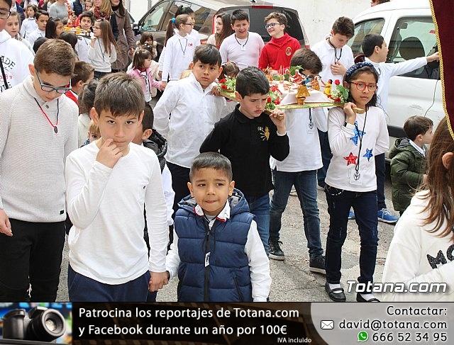 Procesión infantil Semana Santa 2018 - Colegio Santa Eulalia - 7