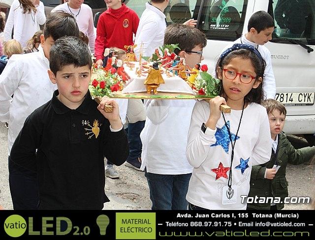 Procesión infantil Semana Santa 2018 - Colegio Santa Eulalia - 8