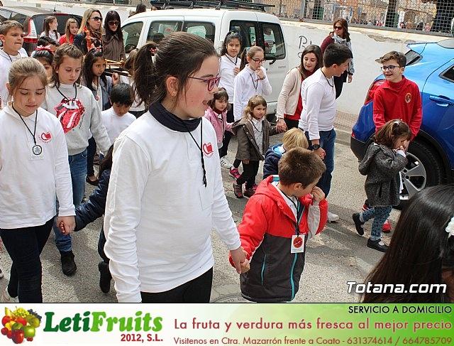 Procesión infantil Semana Santa 2018 - Colegio Santa Eulalia - 10