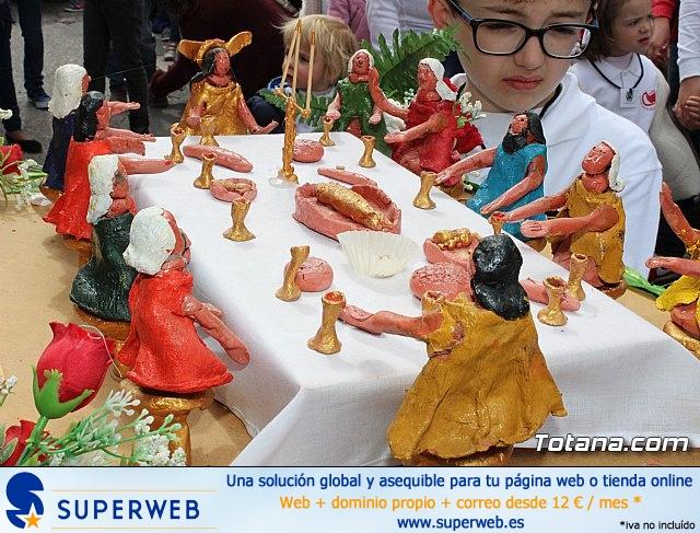 Procesión infantil Semana Santa 2018 - Colegio Santa Eulalia - 14