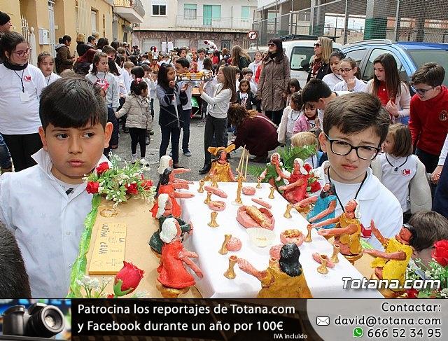 Procesión infantil Semana Santa 2018 - Colegio Santa Eulalia - 15