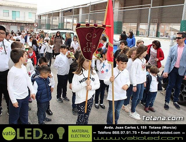 Procesión infantil Semana Santa 2018 - Colegio Santa Eulalia - 16