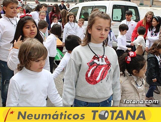 Procesión infantil Semana Santa 2018 - Colegio Santa Eulalia - 17