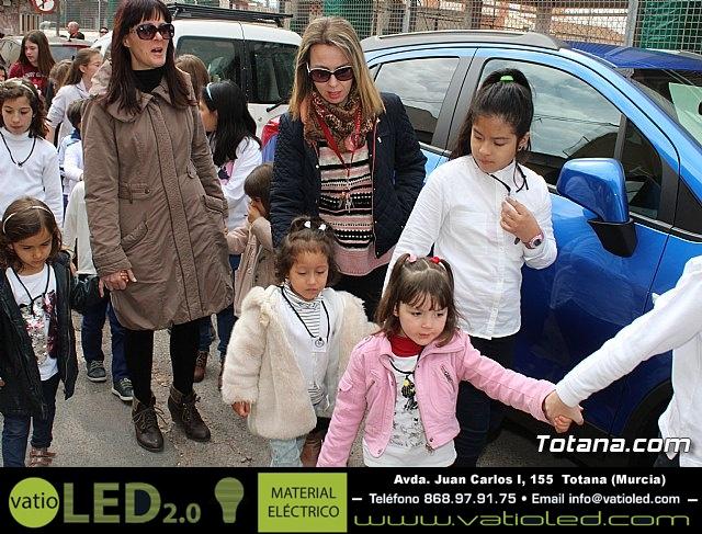 Procesión infantil Semana Santa 2018 - Colegio Santa Eulalia - 18