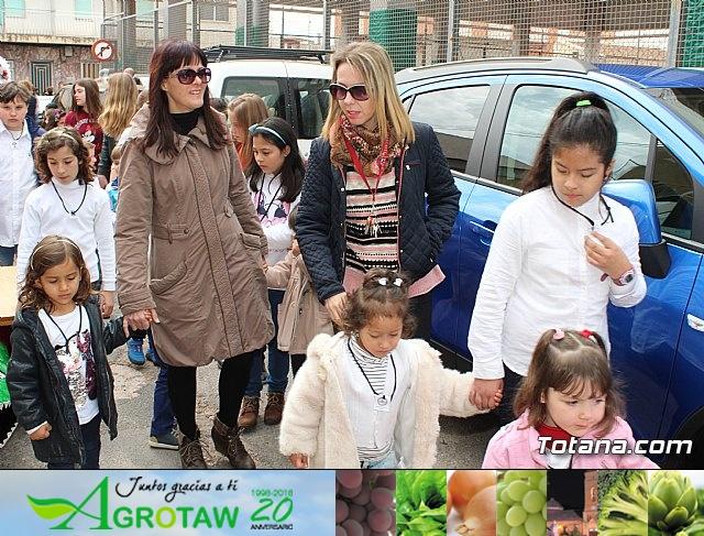 Procesión infantil Semana Santa 2018 - Colegio Santa Eulalia - 19