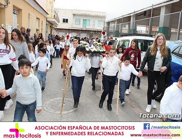Procesión infantil Semana Santa 2018 - Colegio Santa Eulalia - 24