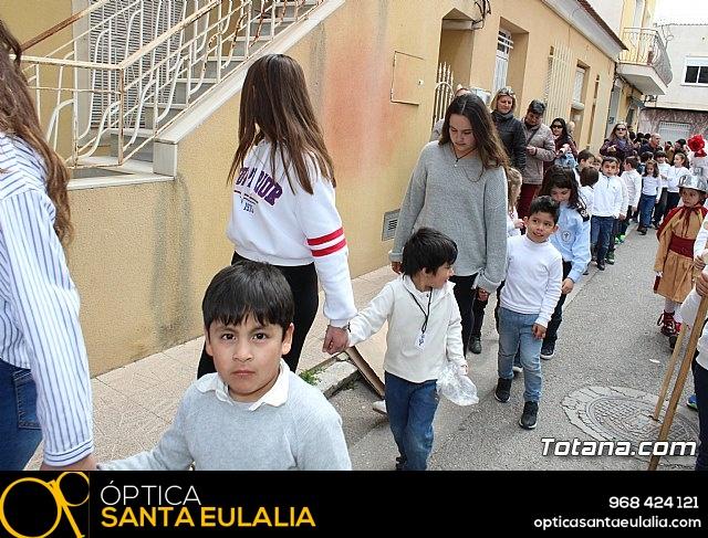 Procesión infantil Semana Santa 2018 - Colegio Santa Eulalia - 26