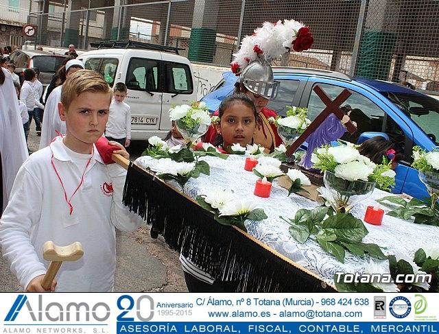 Procesión infantil Semana Santa 2018 - Colegio Santa Eulalia - 29